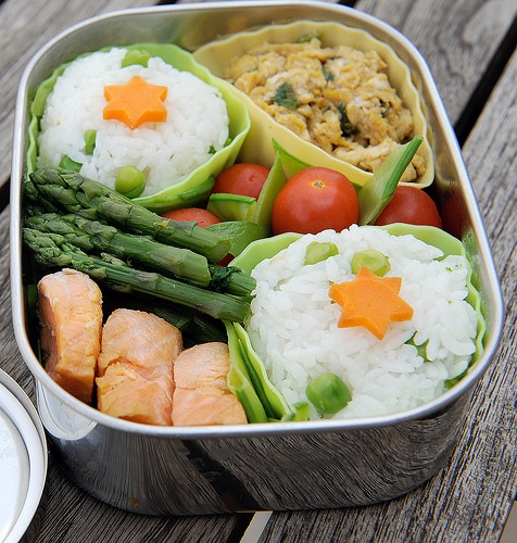 Make Your Own Back-to-School Bento