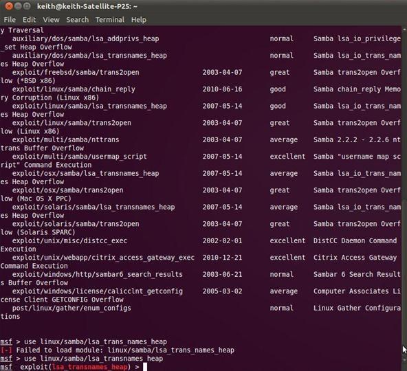 Hack Like a Pro: Hacking Samba on Ubuntu and Installing the
