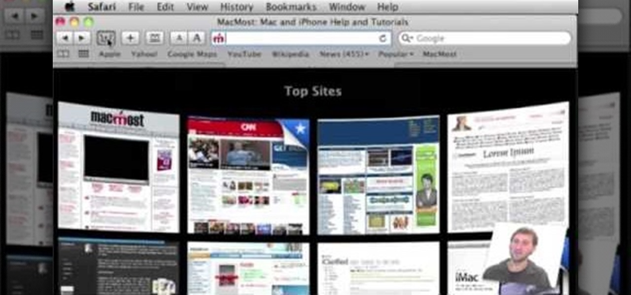 how to add site to bookmark bar on mac