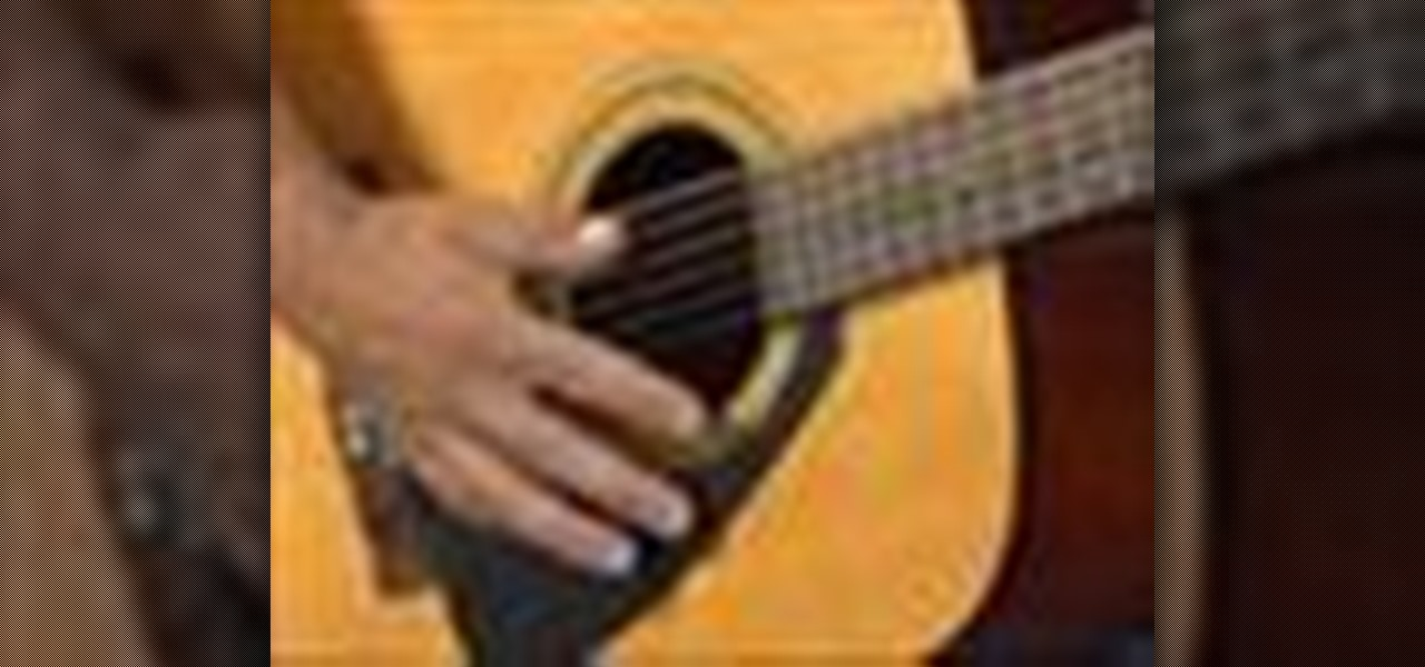 How To Play An Eab Chord Progression On The Guitar Acoustic Guitar