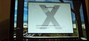Install Mac OSX Snow Leopard