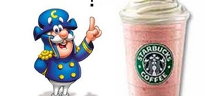 Order a Cap'n Crunch Frappuccino at Starbucks