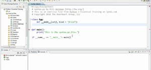 Create and use objects when programming in Python 3