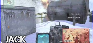 Get 3 stars on Sniper Fi in Modern Warfare 2 spec-ops