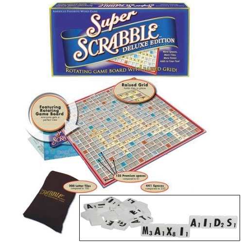 SCRABBLE Facts: Butts, Boards & Blasphemies