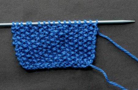 Knitting Stitch Patterns-Double Seed Stitch