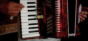 """Play """"Rhineland"""" by Beirut on the accordion"""