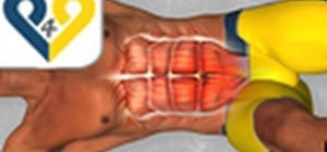Do four times abs to tone the lower abdominals