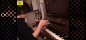 Make your own music on the piano