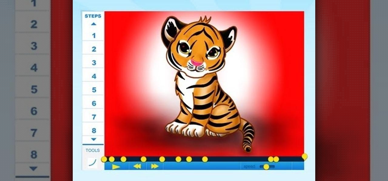 Draw a Tiger52