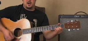 Play the acoustic guitar like Jack Johnson