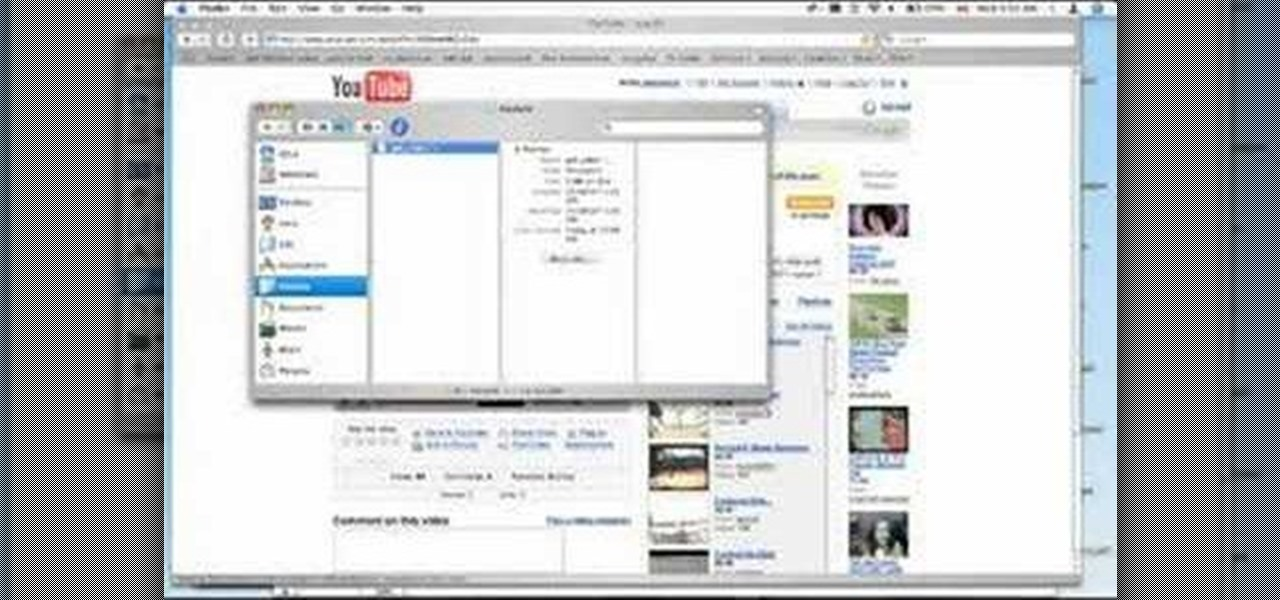 How to insert a youtube movie into your keynote presentation how to insert a youtube movie into your keynote presentation software tips wonderhowto ccuart Images