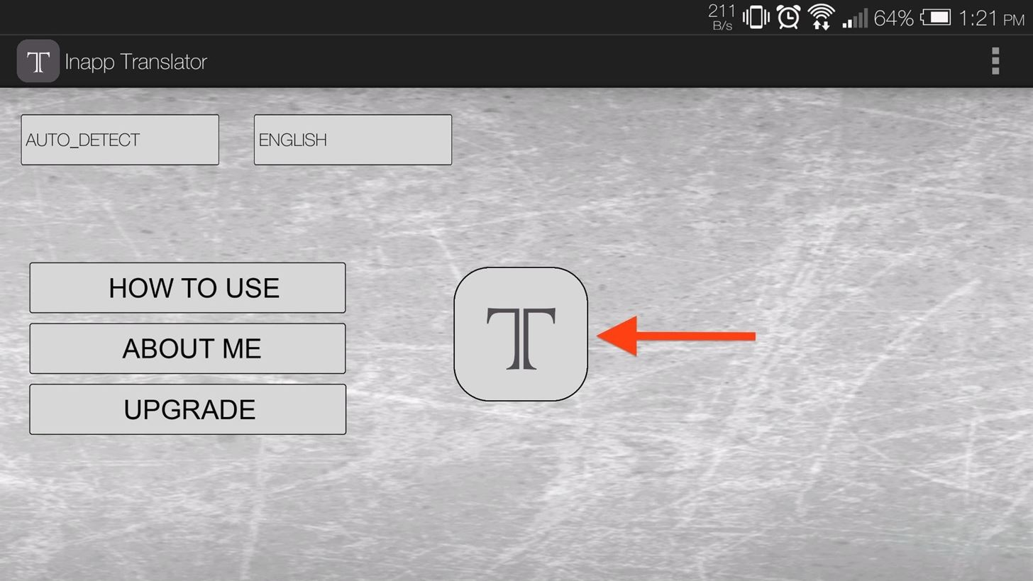 How to Instantly Translate Foreign Text from Within Any App on Your HTC One