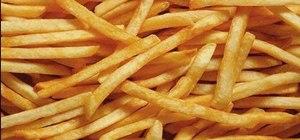 Make crispy French fries