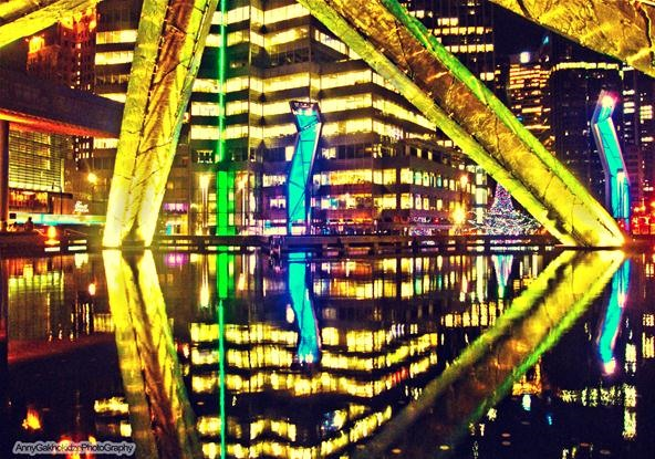 Vibrant Color Photography Challenge: Olympic Cauldron in Vancouver