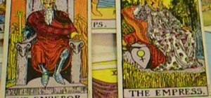Read the Emperor and Emperor Tarot Cards when they appear in a spread