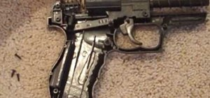 Fix a faulty trigger on your Airsoft gun
