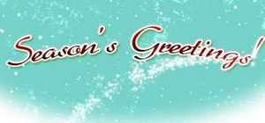 Create an animated Christmas greeting in Adobe After Effects