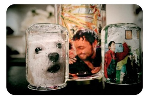 How to Make Your Own Photo Snow Globe