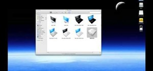 how to change folder icons in mac os x operating systems wonderhowto. Black Bedroom Furniture Sets. Home Design Ideas