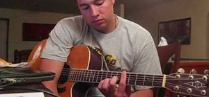 "Play ""Rockstar"" by Nickelback on the guitar"