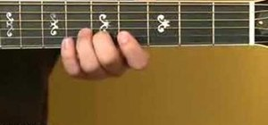 Tune guitars without tuners