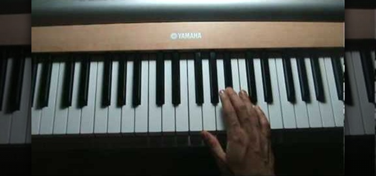 How To Play Cooler Than Me By Mike Posner On The Piano Piano