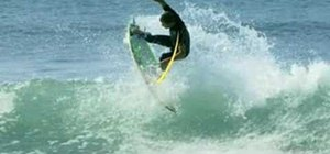 Surf a Front Side Air Reverse