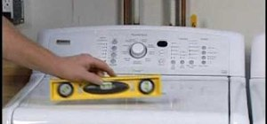 Fix any noise issues with a high efficiency washer