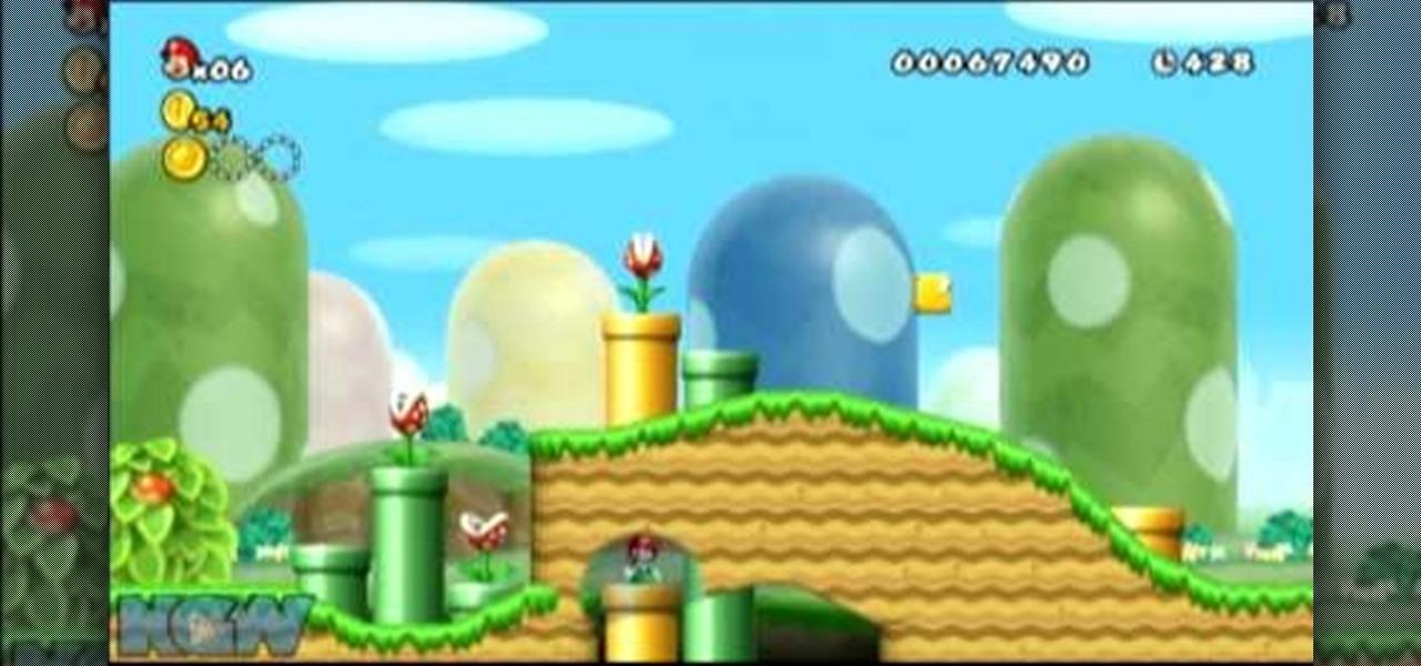 Super Mario Bros Level Backgrounds Super Mario Bros Wii World