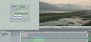 Record voice-overs and commentary in Final Cut Pro