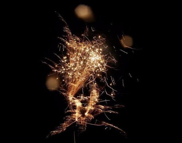 Fireworks Photography Challenge: Fireworks Tornado