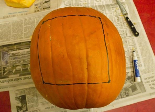 How to Carve Fractals and Stars on Pumpkins