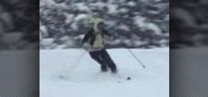 Ski powder and master the bumps