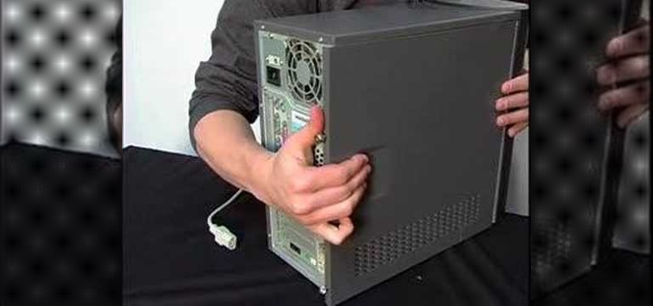 How To Install Memory In An Emachines Desktop 171 Computer