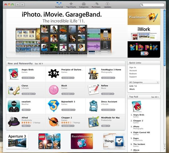 How to Download the Mac App Store in Mac OS X 10 6 6 & Fix the (100