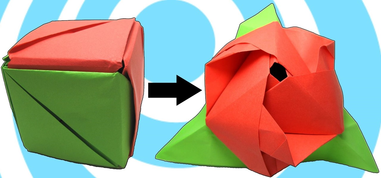 Origami Puzzle Box Instructions Plans DIY Free Download plans ... | 600x1280