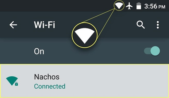 how to stay connected to wifi on android