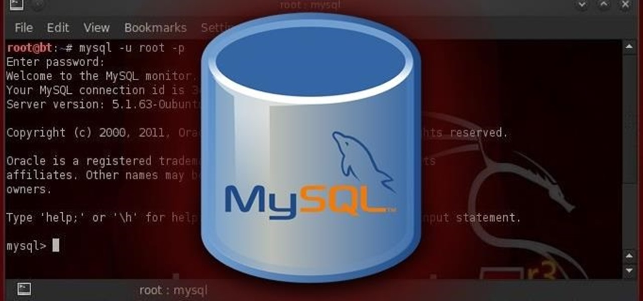 Linux Basics for the Aspiring Hacker, Part 14 (MySQL)