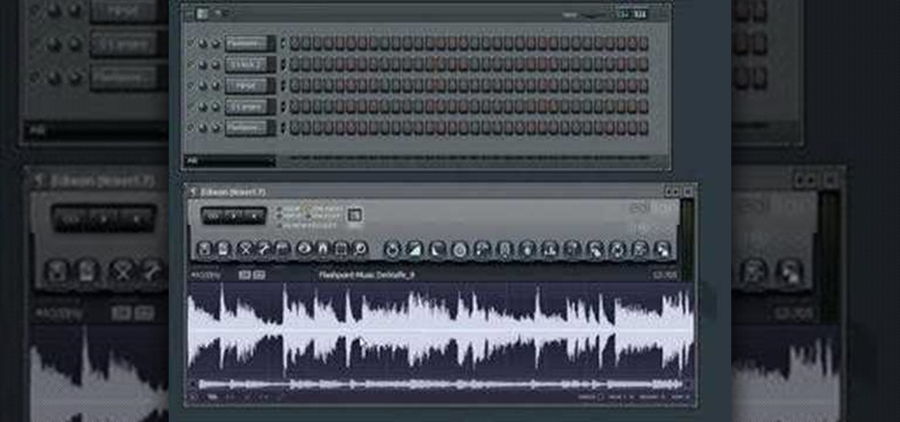 How to Use Edison to chop samples in FL Studio 7 « FL Studio ...