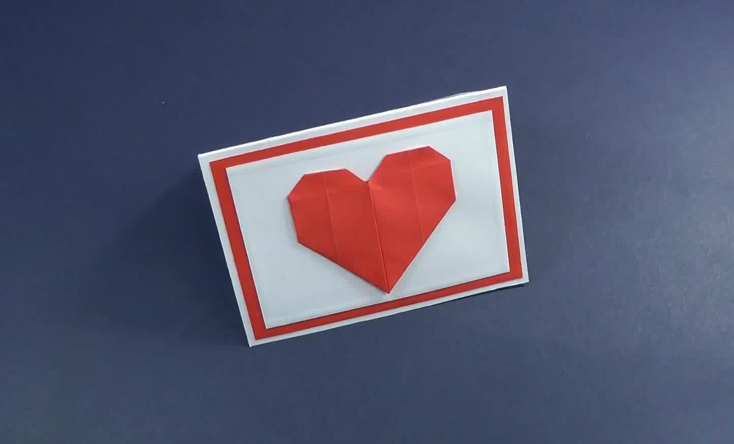 10 easy last minute origami projects for valentines day origami bonus valentines day cards kristyandbryce Choice Image