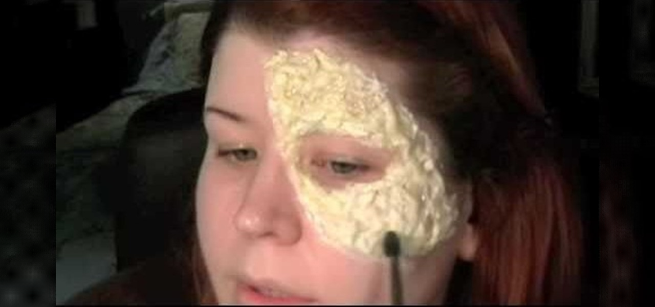 How to Make a latex facial prosthetic for Halloween « Makeup ...