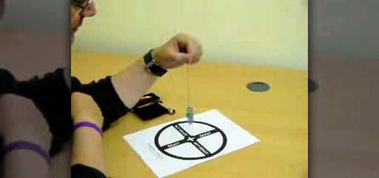How To Learn The Art Of Map Dowsing With A Pendulum New Age