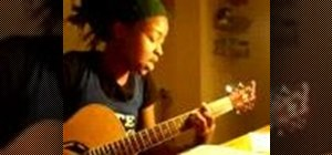 "Play ""Losing Grip""  by ""Avril Lavigne on guitar"