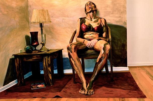 Paintings That Live and Breathe