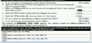 Apply for Arizona food stamps