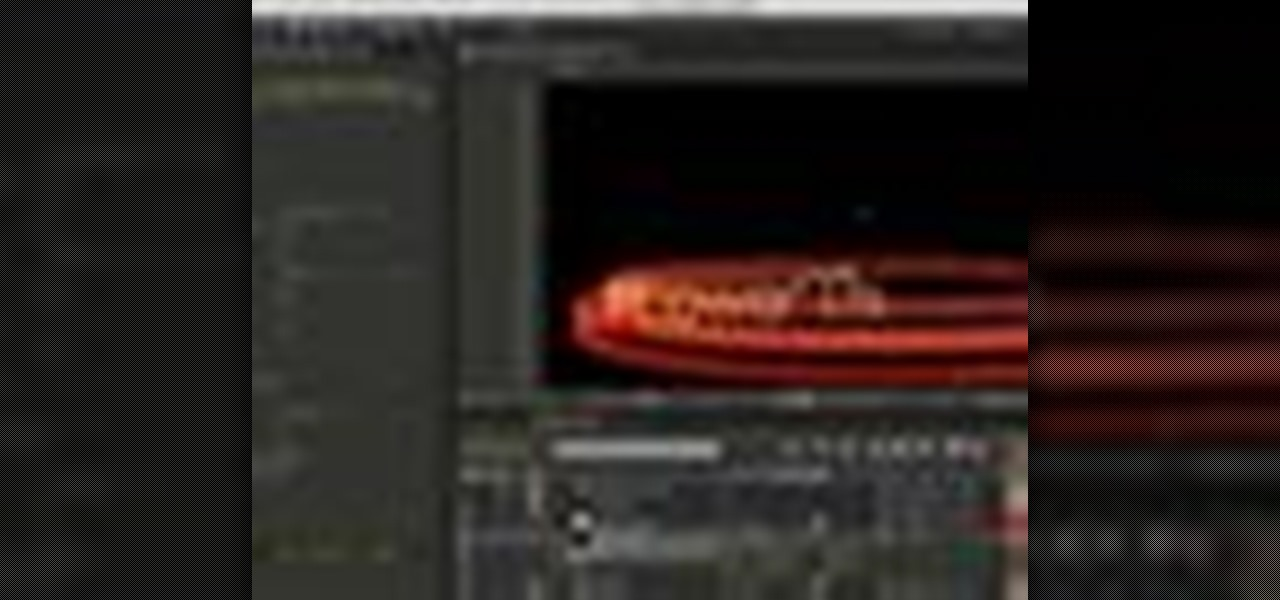 3D Particle Grid Plugin for After Effects