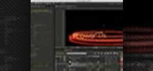 Create particle effects with the Aux Particle function in Trapcode Particular