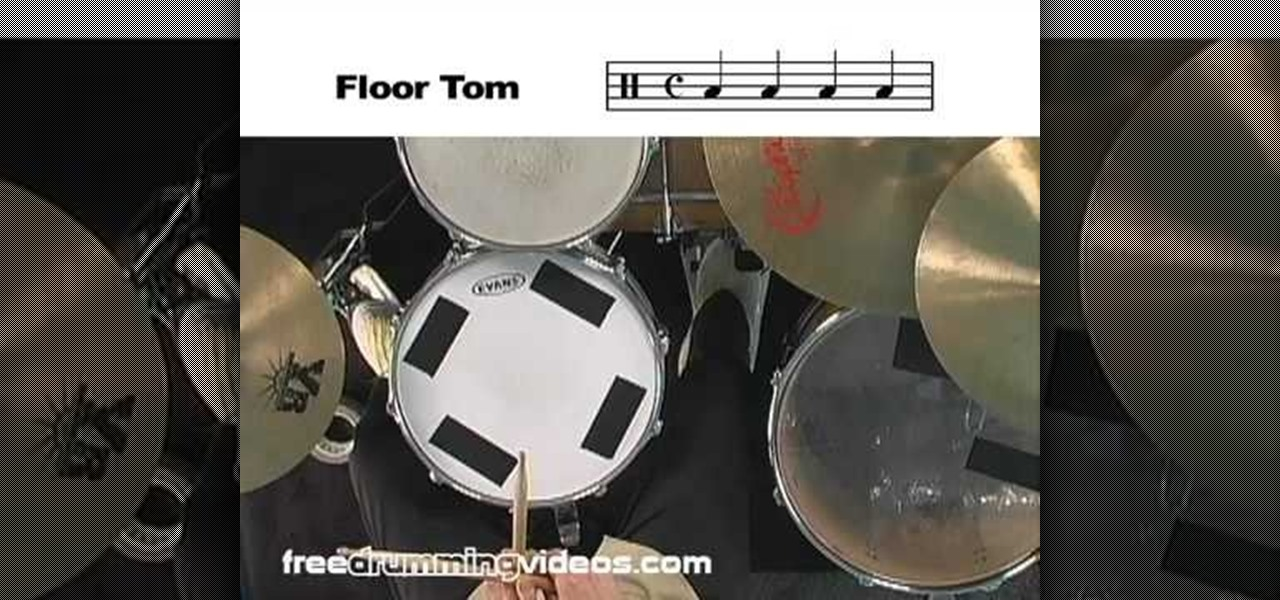 How to Read drum tabs for beginners u00ab Percussion