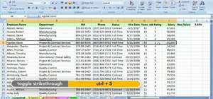 Use macros in Microsoft Excel 2007